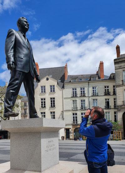 Le Voyage à Nantes - Philippe Ramette