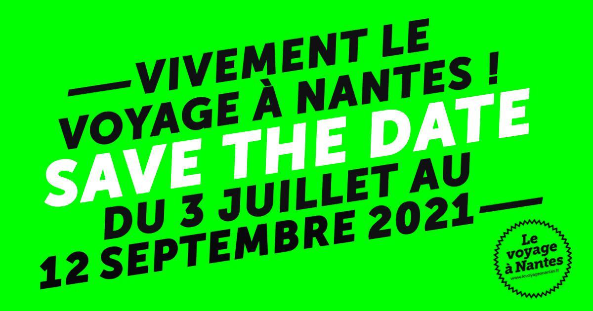 Le Voyage à Nantes 2021