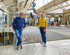 Le Voyage à Nantes 2021 – Rencontre avec Jean Blaise