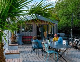 La Rivière House – Chambre d'hôtes insolite à Nantes