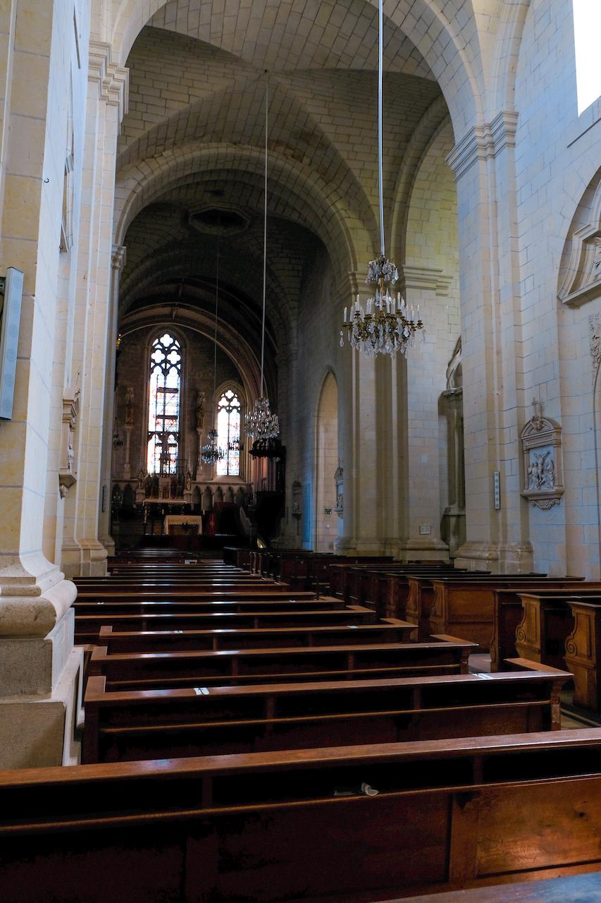 Abbatiale Saint Florent le Vieil