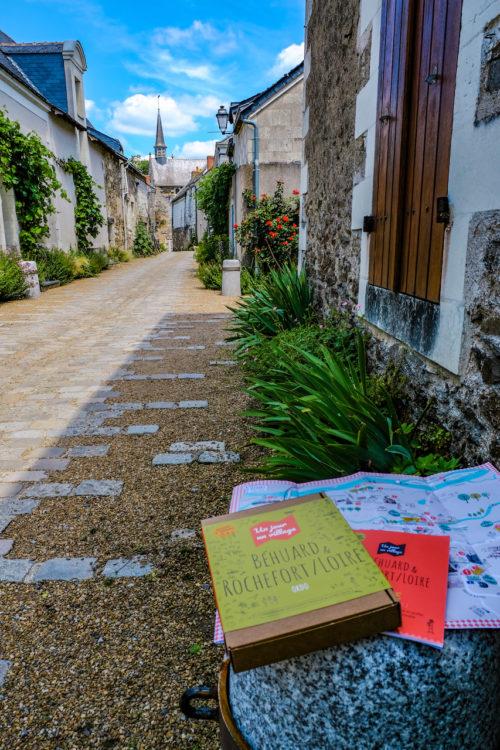 Un Jour Un Village Béhuard Rochefort-sur-Loire