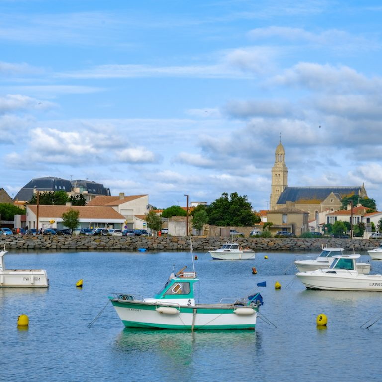 Saint-Gilles-Croix-de-Vie Vendée